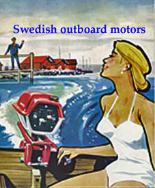 Swedish Outboard Motors